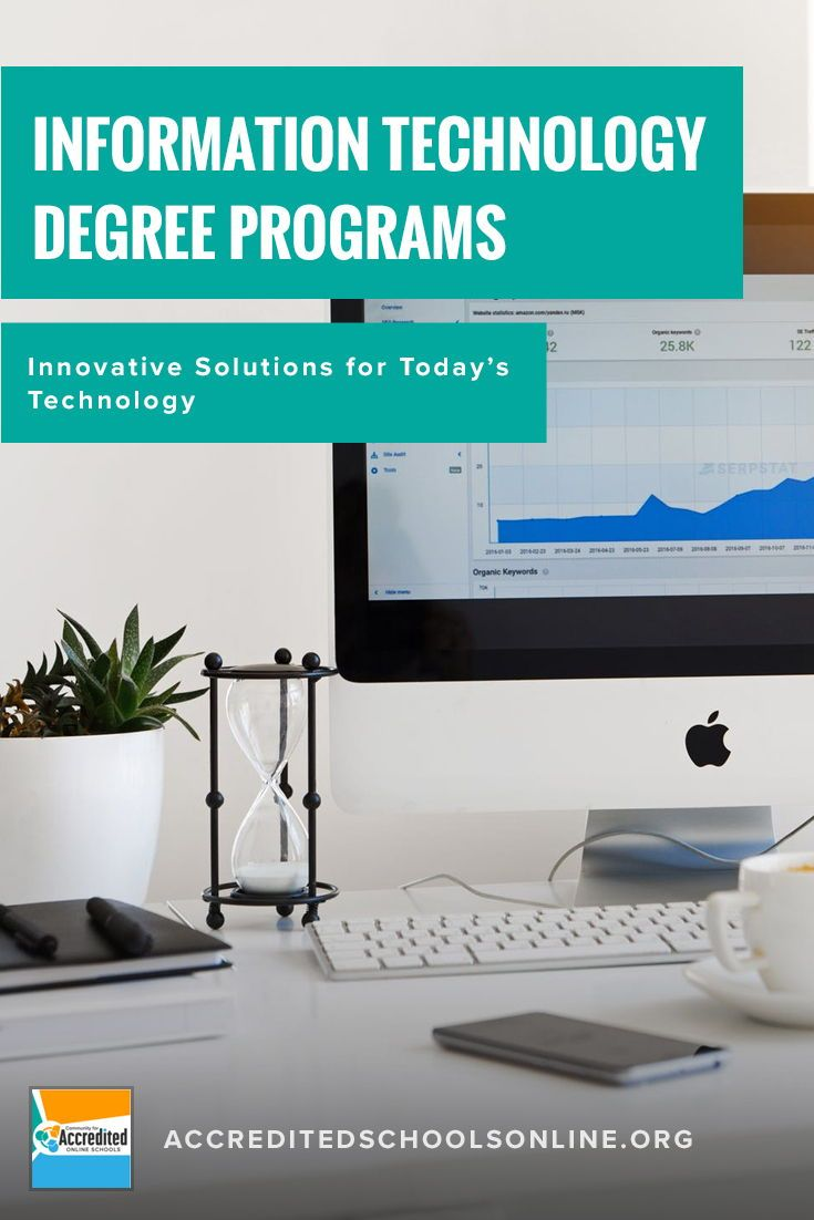Information Technology Degree Programs Accredited Schools Online Find Top Rated Accredited Programs Online Information Technology Technology Marketing Jobs