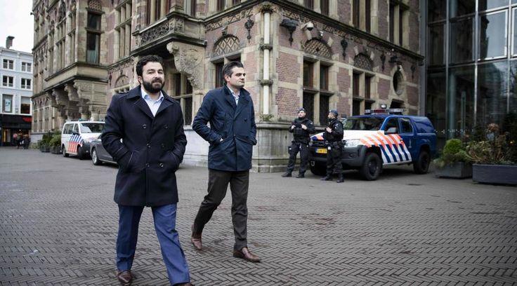 Nouveau venu sur la scène politique néerlandaise, le parti politique Denk veut lutter contre le racisme des discours du leader de l'extrême-droite Geert Wilders