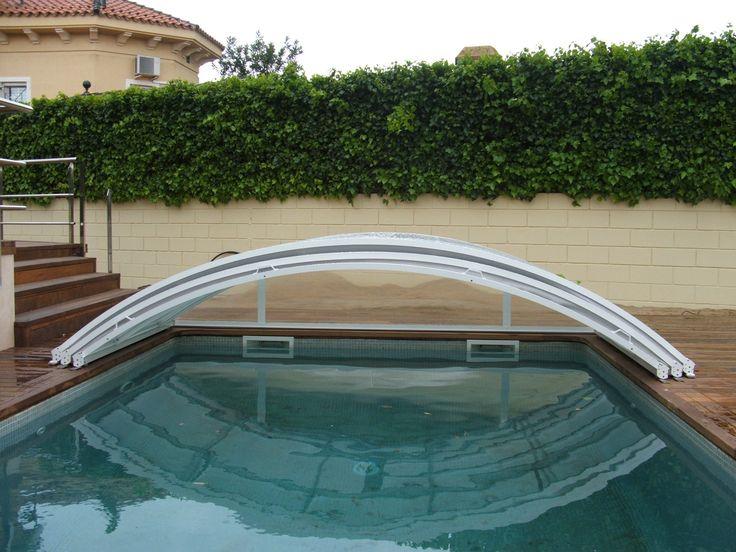 ¿Quieres ahorrar mucho tiempo y dinero en el mantenimiento de tu piscina? INSTALA UNA CUBIERTA