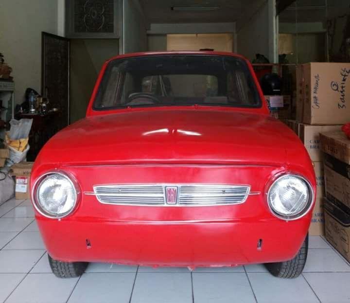 Bursa Mobil Antik Forsale Fiat Special 850 Coupe 1970