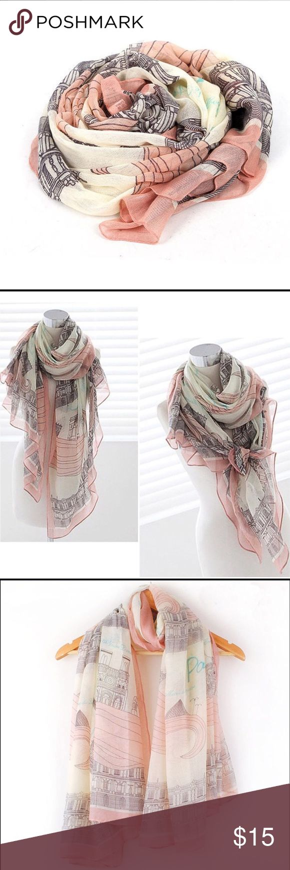 large scarf how to wear