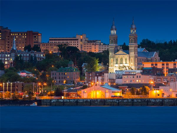 City of Saguenay - Credit: Mathieu Dupuis