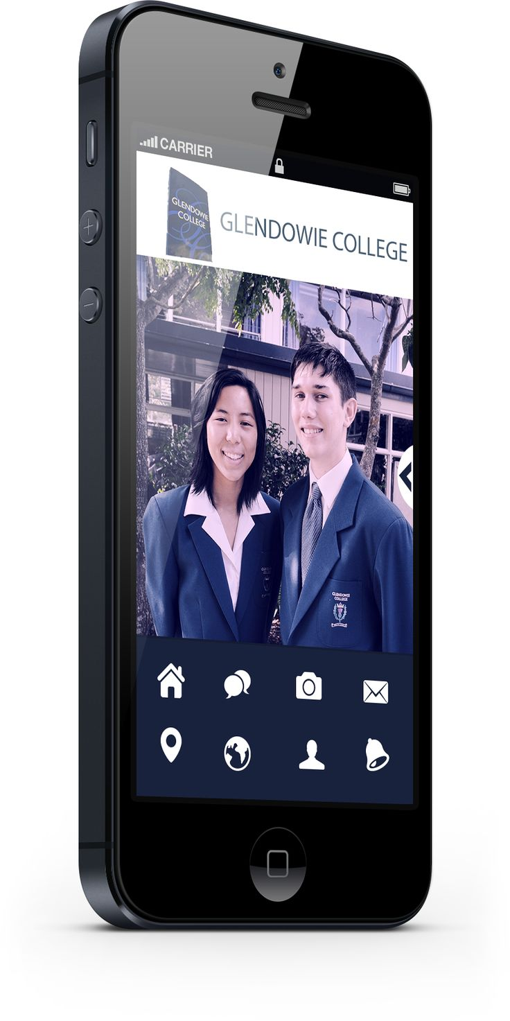 Glendowie College Mobile App promotes communication within the school community. http://www.mobileappfx.co.nz/education