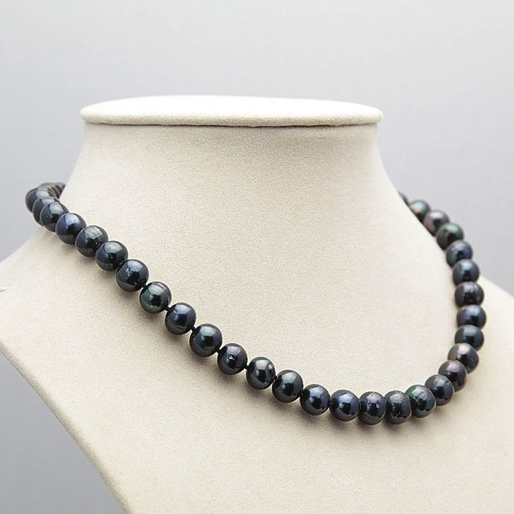 Tahitian Pearl Necklace - Free Shipping Worldwide!