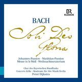 Bach: Soli Deo Gloria - Johannes-Passion; Matthäus-Passion; Messe in h-Moll; Weihnachtsoratorium [CD]