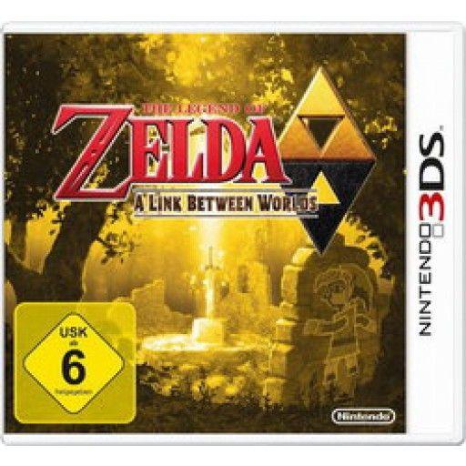 Legend of Zelda: A Link Between Worlds  3DS in Adventure FSK 6, Spiele und Games in Online Shop http://Spiel.Zone