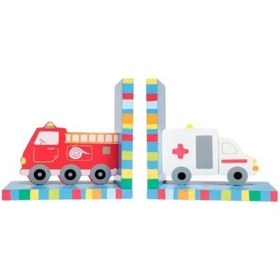 Boekensteunen Brandweer Ambulance
