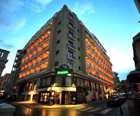 Voyage pas cher Malte Go Voyages au Alexandra Hotel Malta prix promo séjour Go Voyage à partir 260,00 € TTC 11J/10N.