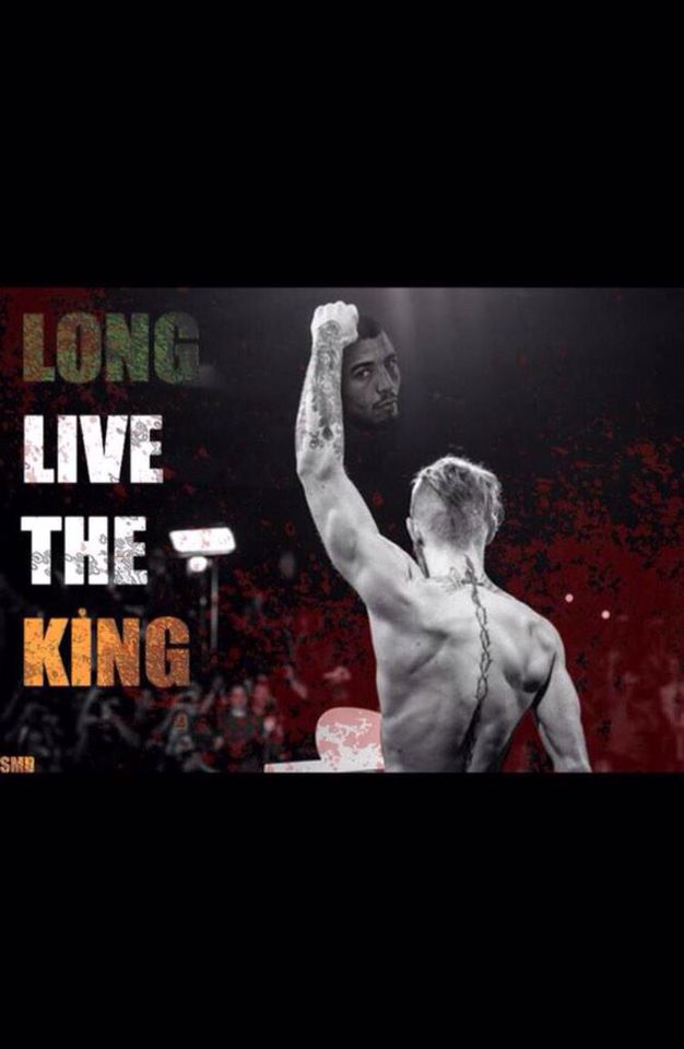 Conor McGregor Official (@thenotoriousmma) • Instagram ...