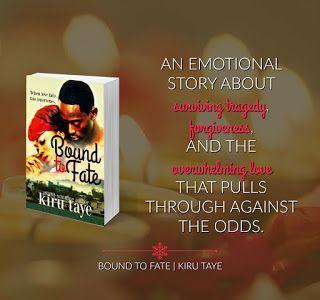 Maya's Musings: Promo for Bound to Fate by @KiruTaye