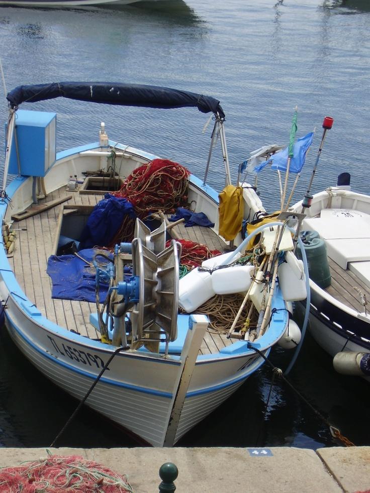 2006 St Tropez Small Fishing Baot