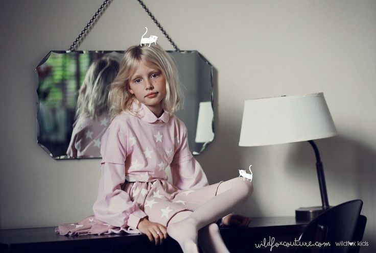 : Studs Heart, Wildfox Couture, Cat, Kids Lookbook, For Kids, Soft Pink, Kids Fashion, Wildfox Kids, Wild Foxes