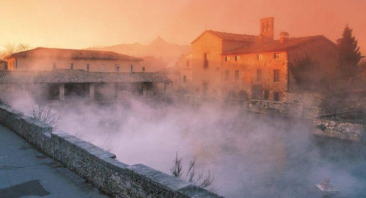 12 best Bagno Vignoni, Tuscany images on Pinterest | Tuscany italy ...