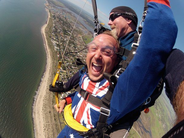 Southern Skydivers Wine Package Margaret River #margaretriver #wine #skydiving