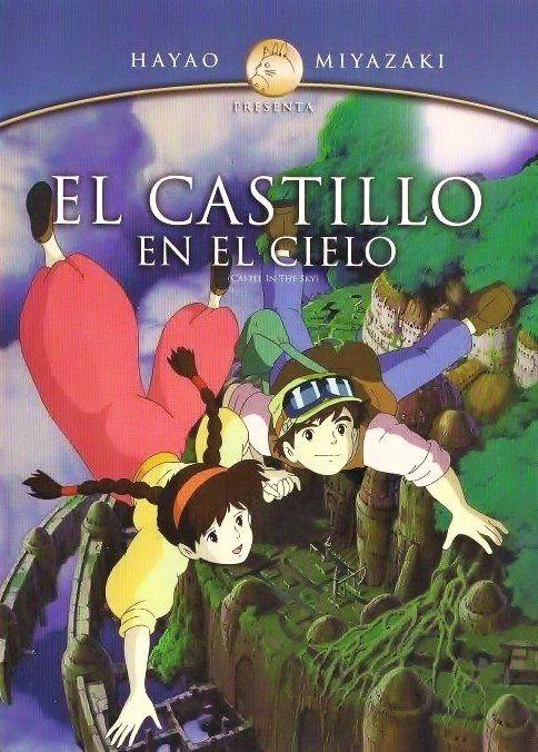 El Castillo en el cielo  #Miyazaki http://cuchurutu.blogspot.com/2014/05/felizlunes-las-peliculas-de-hayao.html