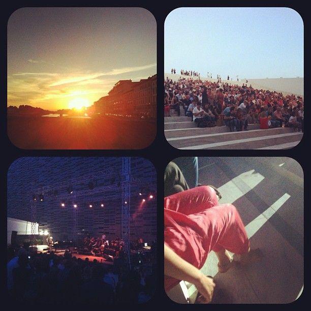 La Notte della #Taranta con Ludovico Einudi @ Cavea del Nuovo Teatro d'Opera di Firenze - Foto di Francesca Guerrini https://twitter.com/#!/FranciGuerr