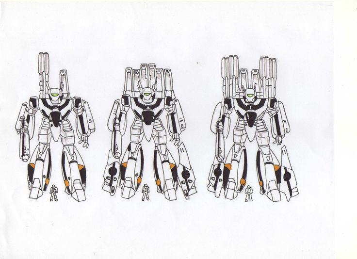 Variaciones de armamento Varitech