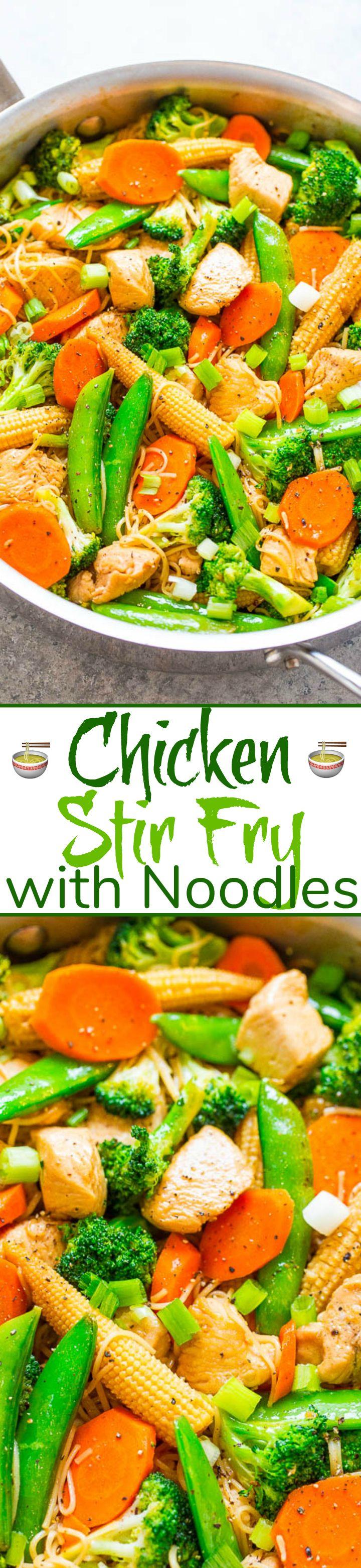 Best 25 Chicken Stir Fry Ideas On Pinterest  Chicken -1685