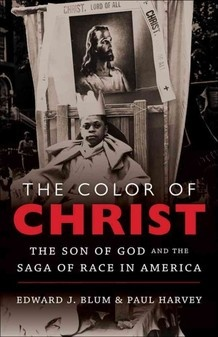 The Color of Christ - What did Jesus look like? The many different depictions of Christ tell a story about race and religion in America. Edward J. Blum and Paul Harvey explore that history in their new book, The Color of Christ: The Son of God and the Saga of Race in America. The book traces how different races and ethnic groups claimed Christ as their own — and how depictions of Jesus have both inspired civil rights crusades, and been used to justify the violence of white supremacists.