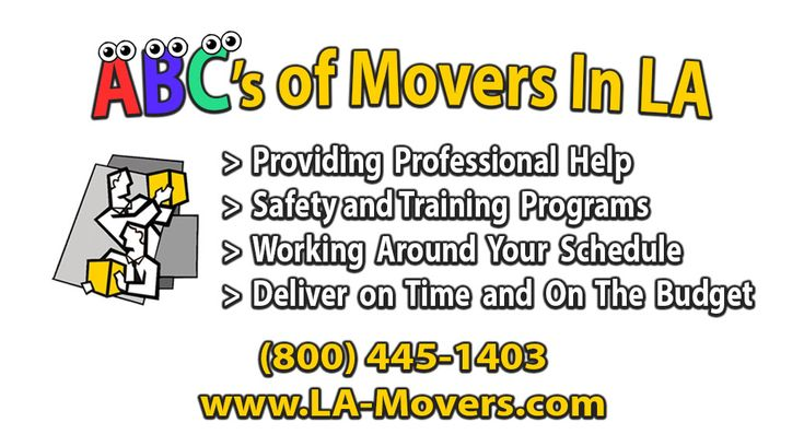 People consider LA Mover conpany as a professional Movers company in california because they provide the various varity for packing at a very low cost. They are experienced and tranied movers so without any worry Call Us Toll Free NO. (800) 445-1403 or get started now on your free MOVING QUOTE!