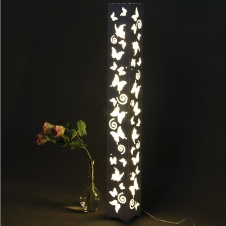 67 best Lamps images on Pinterest | Butterflies, Lamps and Floor lamps