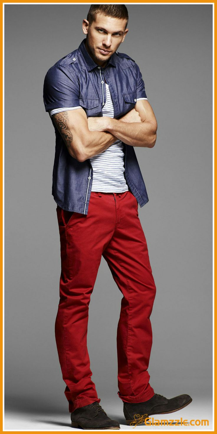 17 Best images about Men in Red Trousers on Pinterest | Red pants ...