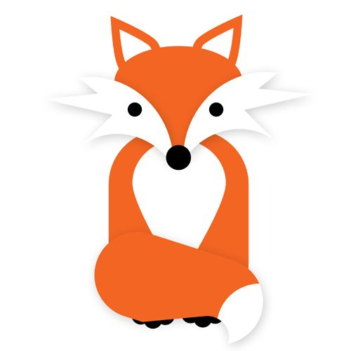 8 best quilt 2ideas images on Pinterest Fox, Foxes and Cute fox - best of coloring page of a red fox