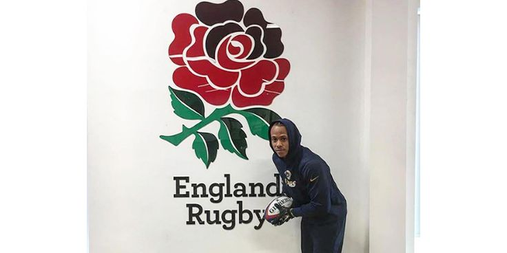 NFL's LA Rams Embrace UK Culture and Rugby