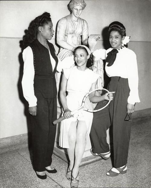 40s Style With M Co And Me: 1000+ Images About Vintage: African American Women. On