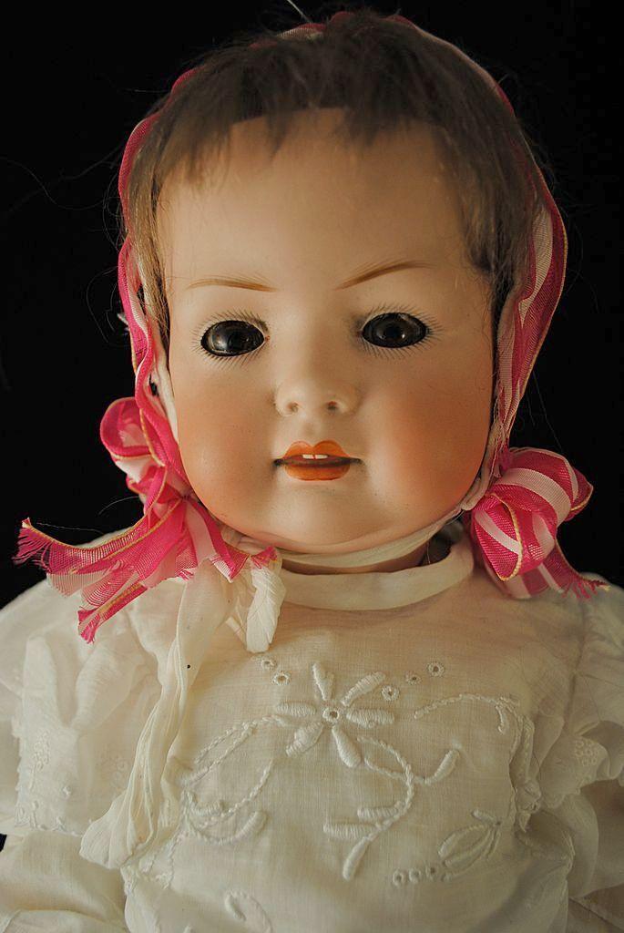 1000 Images About Antique German Dolls On Pinterest