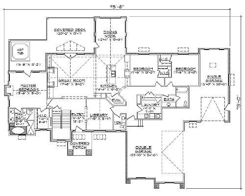 123 best House plans images on Pinterest | House floor plans ...