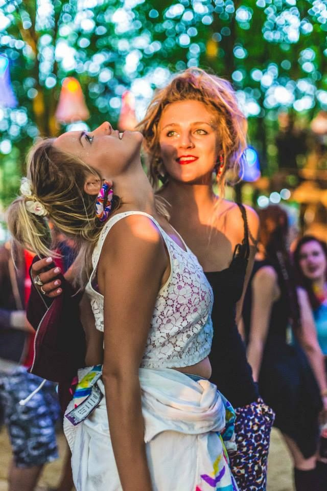 Festival style at BoomTown (13-16 August) II Tap on pictures to become a BoomTown citizen
