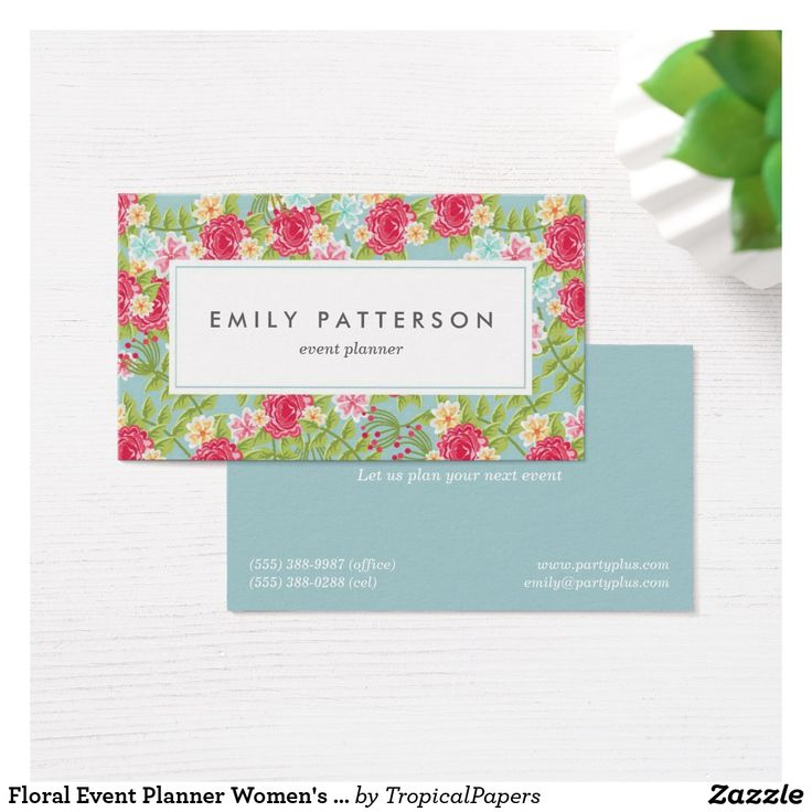 74 best Business Cards for Women images on Pinterest | Business card ...
