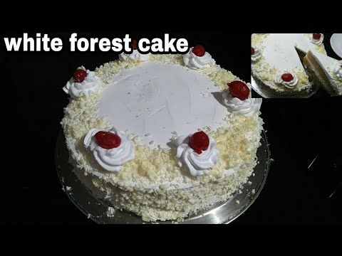 How to make black forest cake without oven in malayalam