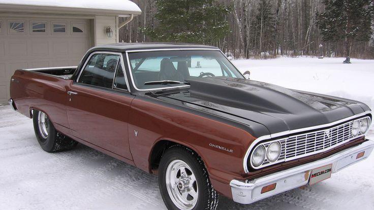 1964 Chevrolet El Camino presented as Lot T136 at Kansas City, MO                                                                                                                                                                                 More