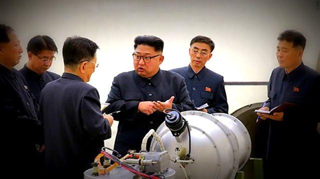 La bomba de Corea del Norte podría ser hasta 12 veces mas potente   La bomba norcoreana fue entre cinco y doce veces más potente que la de un año atrás. Las estimaciones sobre la energía desatada por el sexto ensayo nuclear norcoreano se basan en las mediciones sismológicas que diferentes organismos efectuaron sobre las ondas del temblor que la supuesta bomba de hidrógeno provocó al estallar. Seúl detecta que Corea del Norte se prepara para un lanzamiento inminente de misiles balísticos…