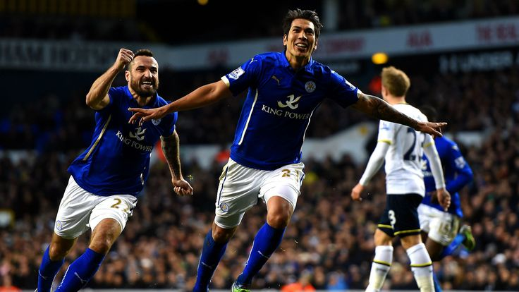Leicester City v Tottenham #LCFC #THFC #facup