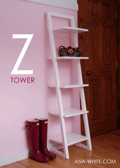 Ladder Stand Designs : Ladder plant stand plans free woodworking projects