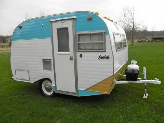 1976 Serro Scotty Fully Restored Same As Ours Note The