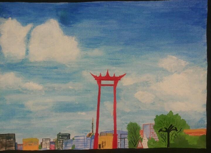 Practised Painting