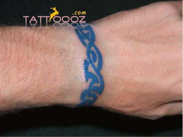 Cool Men Wrist Tattoo Designs but in Black visit:http://tattoooz.com/cool-men-wrist-tattoo-designs/