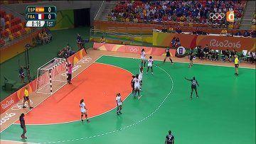 Handball Féminin Quart de Finale JO Rio France vs. Espagne - http://cpasbien.pl/handball-feminin-quart-de-finale-jo-rio-france-vs-espagne/