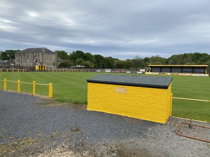 Pin on Scottish Football Grounds