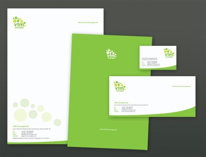 cool stationery designs - Letterhead Design Ideas