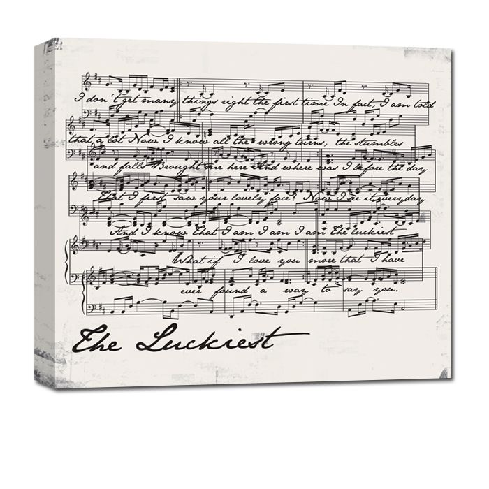 Dancing On My Own Sheet Music With Lyrics: 25+ Best Ideas About Music Canvas On Pinterest