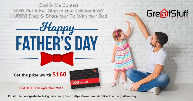 Great stuff Father's Day photo contest! Submit any of your adventures like; camping or fishing or caravanning pictures with your Dad @ diamondgardentools@gmail.com  and get a chance to win Vac Pack includes, machine, 30 bags, hand pump, knife sharpener and Smart cutter to the value of $160. Visit https://goo.gl/u8oopd to follow in our contest.