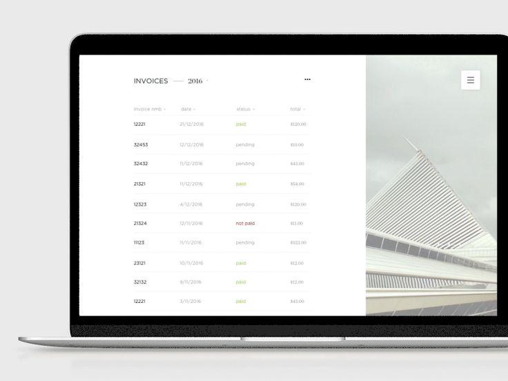 Inspirational UI Design 19 - UltraLinx