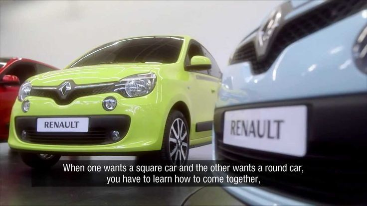 Back to the roots! See how New Renault Twingo was designed under the crook of Laurens van den Acker, Renault head designer. #Renault #Twingo #NewTwingo