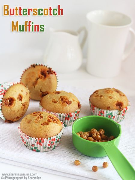 b92acfad2d956b5d284832e861e6f29c eggless muffins butterscotch chips - I tried these Butterscotch Muffins today and they turned out soo good that I cou...