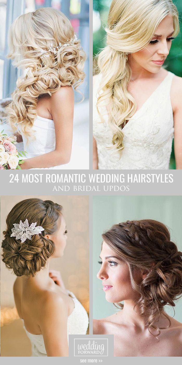 1267 best Brautfrisuren images on Pinterest | Hairstyles, Chignons ...